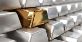 Czas na małe odreagowanie na złocie i srebrze.
