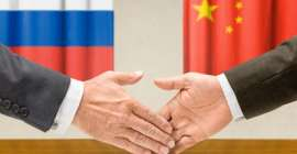 Potęga sojuszu rosyjsko - chińskiego. Część 2.