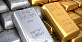 Inwestorzy rzucili się po złoto i srebro