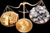 Manipulacje złotem i srebrem pod lupą Niemiec