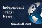 Najważniejsze wydarzenia minionych tygodni - Wrzesień 2018
