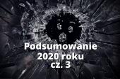 Czarne Lustro, czyli podsumowanie 2020 roku cz.3