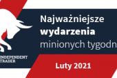 Najważniejsze wydarzenia minionych tygodni - Luty 2021